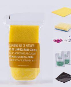 kit limpieza extra