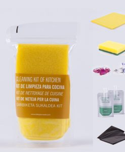kit limpieza cocina extra lavadora