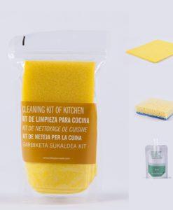 kit limpieza cocina vitroceramica