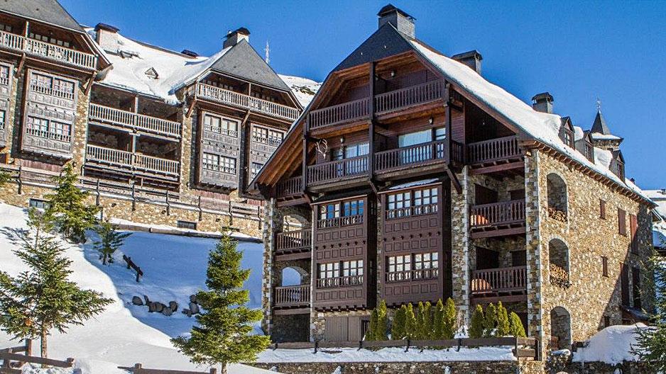 Kits de Cocina para Apartamentos Esquí